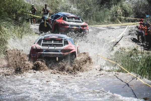 Teamwork ist bei der Dakar das A und O© Flavien Duhamel/Red Bull Content Pool
