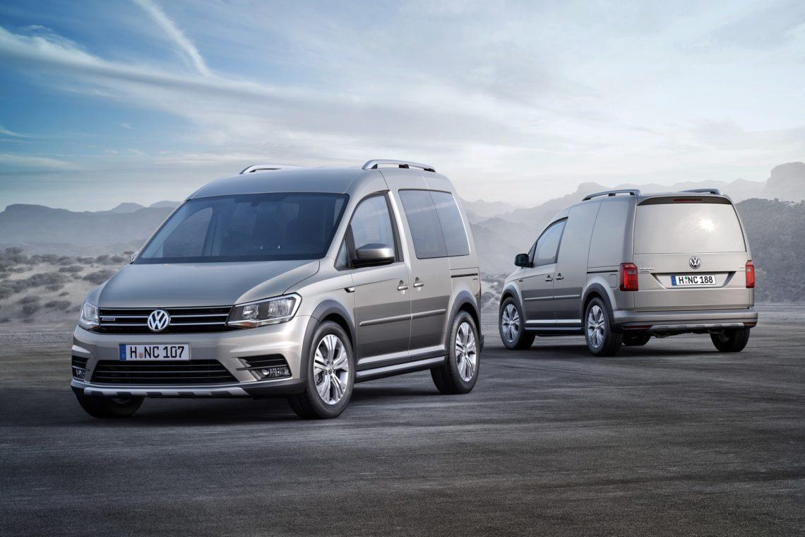 VW Caddy Alltrack – Form und Funktion