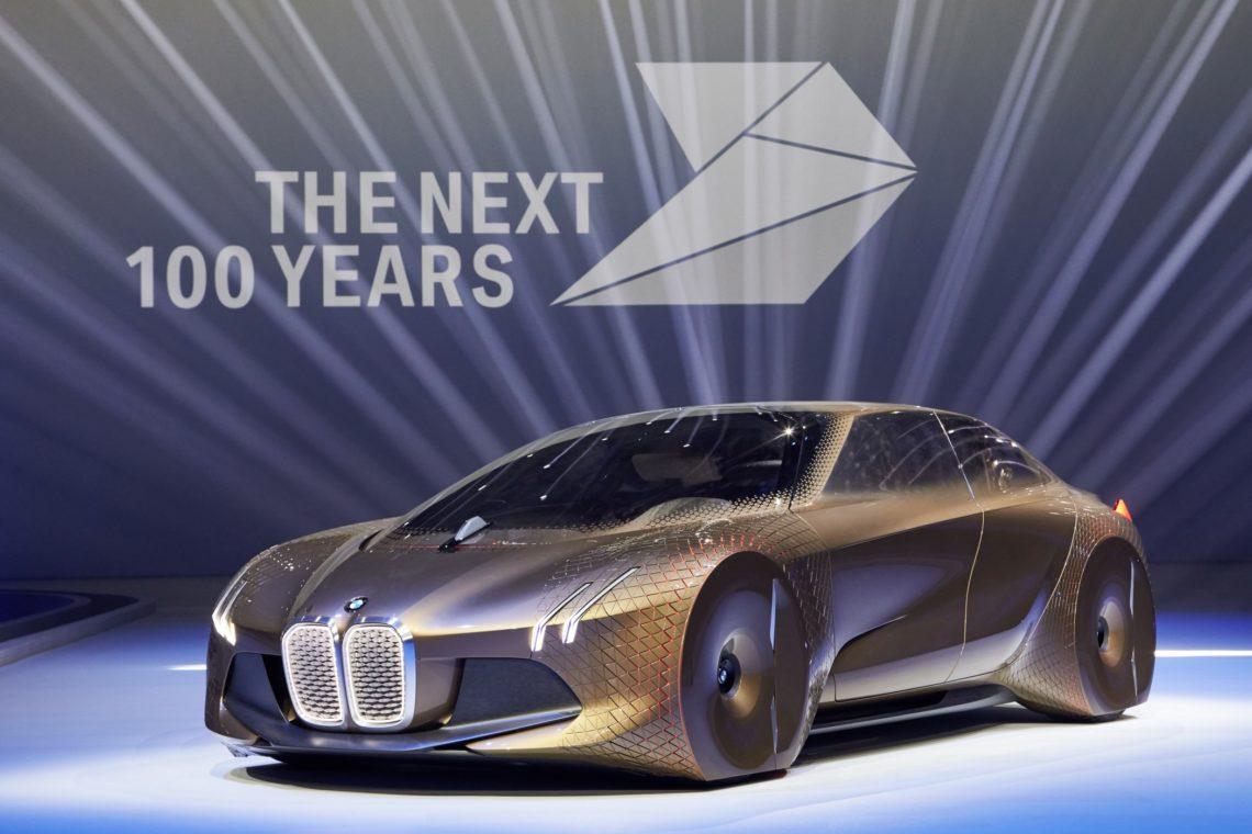 Studie: BMW Vision Next 100