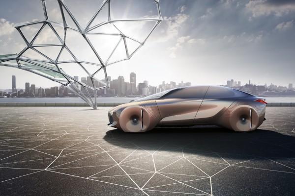 4x4Schweiz-News: BMW Vision Next 100 Studie