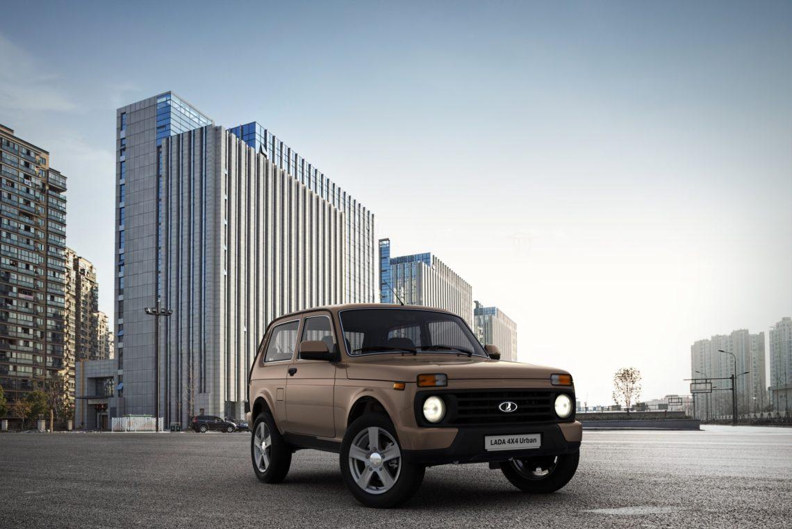 Fahrbericht: Lada 4×4 Urban, Russlands coole Kiste