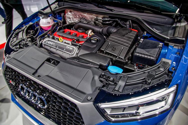 4x4Schweiz-News: Autosalon Genf 2016, Audi RSQ3 performance