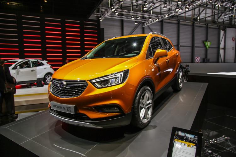 4x4Schweiz-News: Autosalon Genf 2016, Opel Mokka X