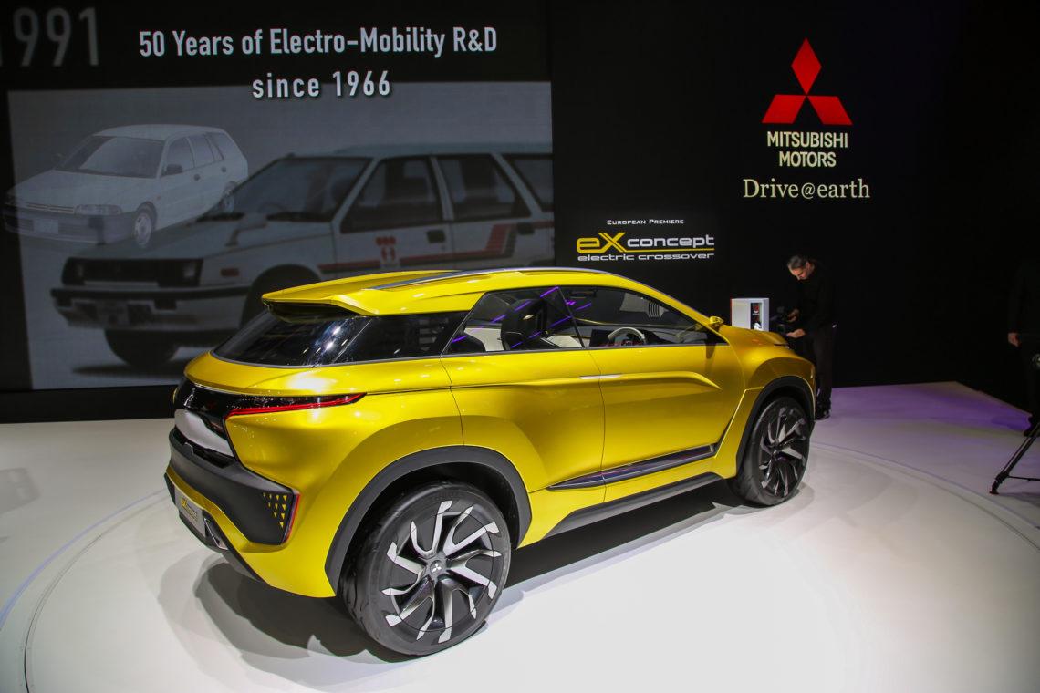 Mitsubishi: Ein Interview mit dem Chefdesigner Kunimoto