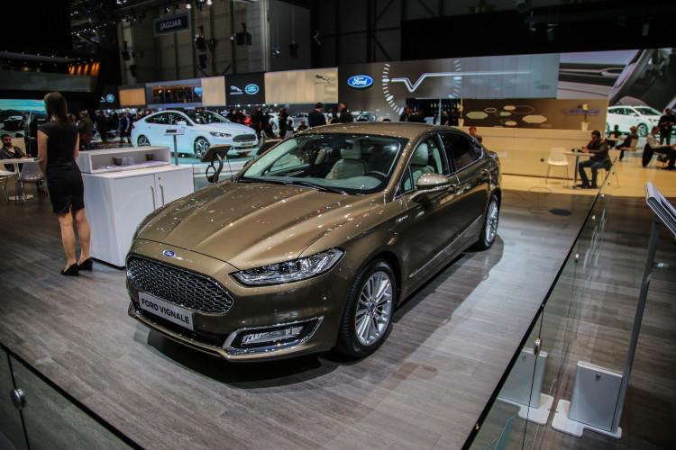 4x4Schweiz-News: Autosalon Genf 2016, Ford Mondeo Vignale AWD