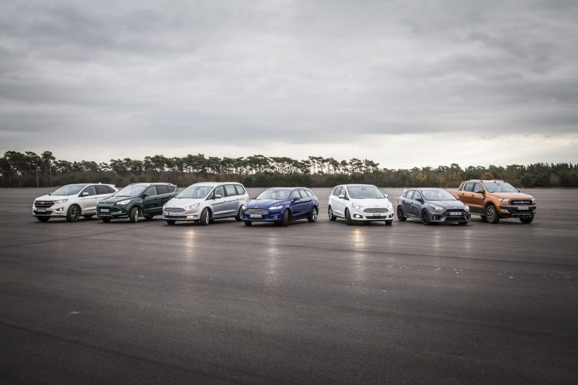 Ford mit Allradantrieb: mit allen Vieren auf Expansionskurs