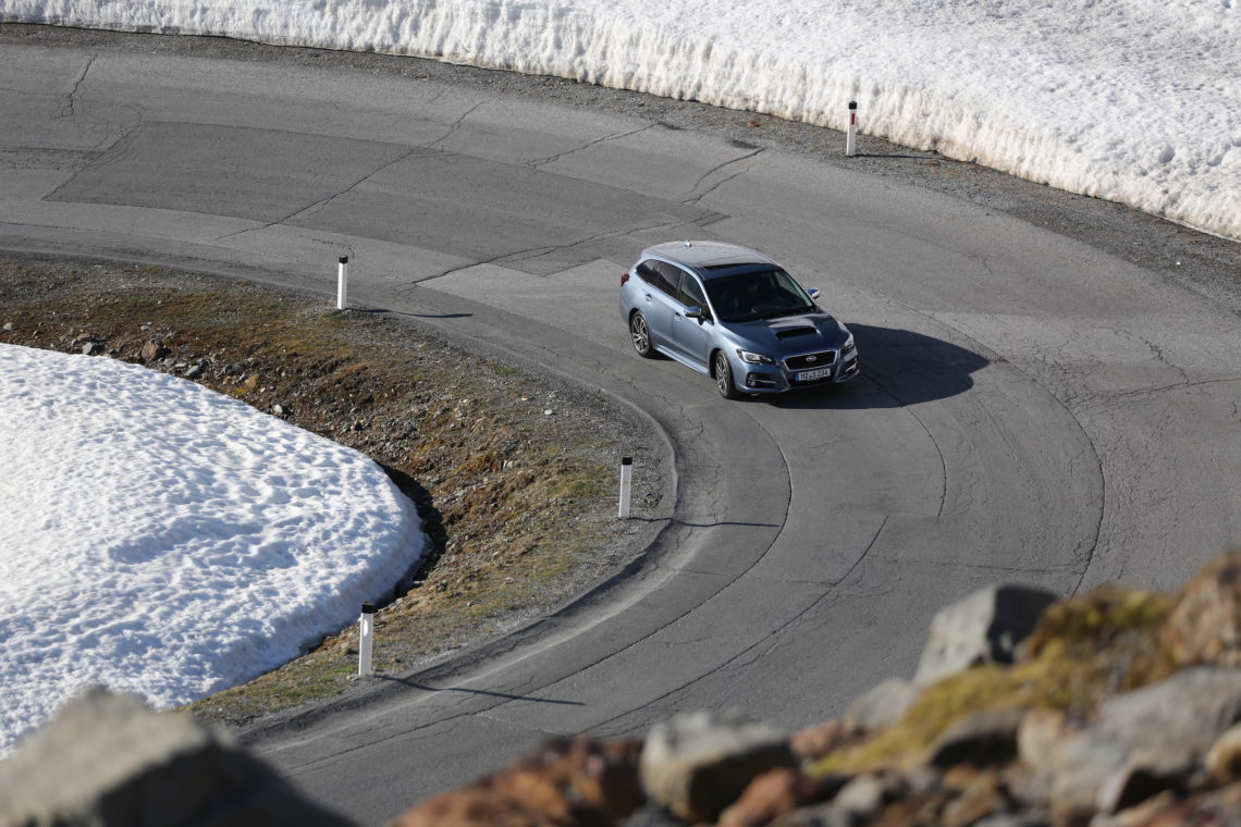 Subaru Levorg Fahrbericht