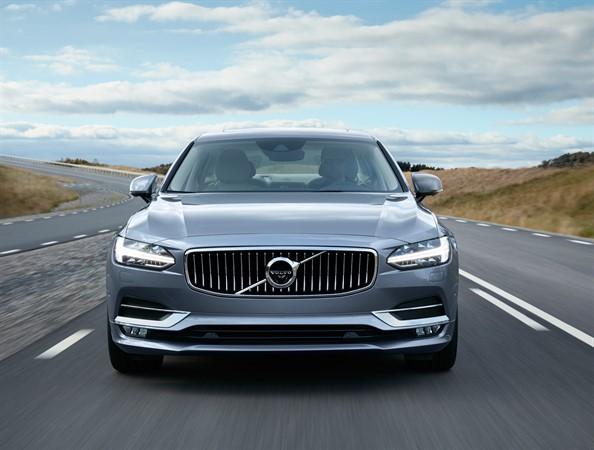 Neuer Schwede: Volvo S90 AWD