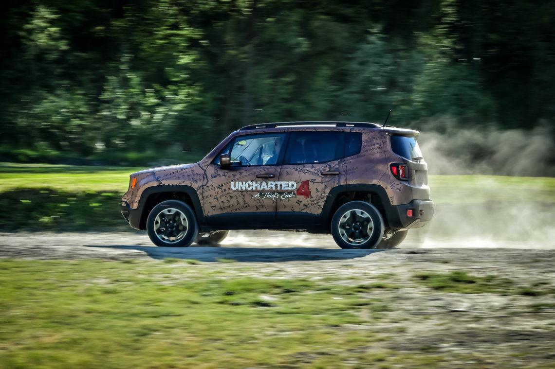 Mit Jeep und Uncharted 4 auf Schatzsuche