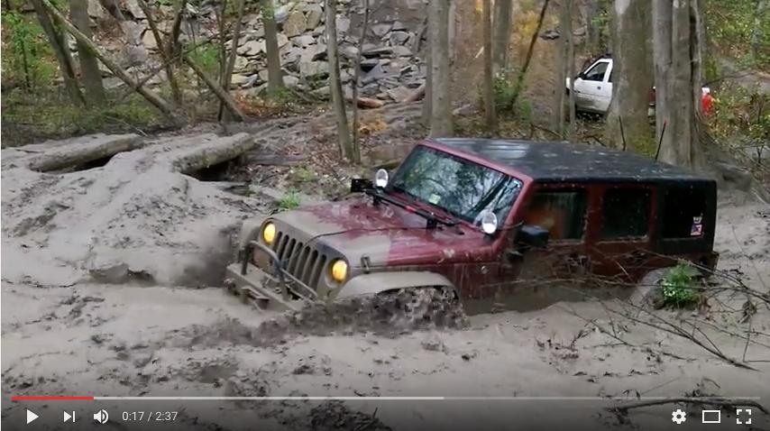 Video: Jeep Wrangler JK