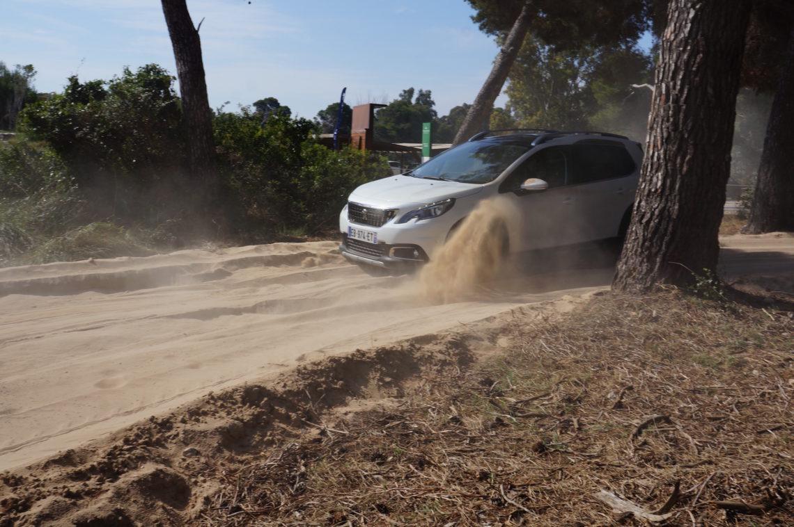 4x4Schweiz-Fahrbericht: Peugeot 2008 Grip-Control