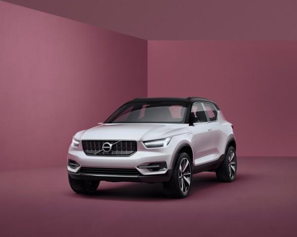 4x4Schweiz-News: Volvo XC40 Concept 40.1