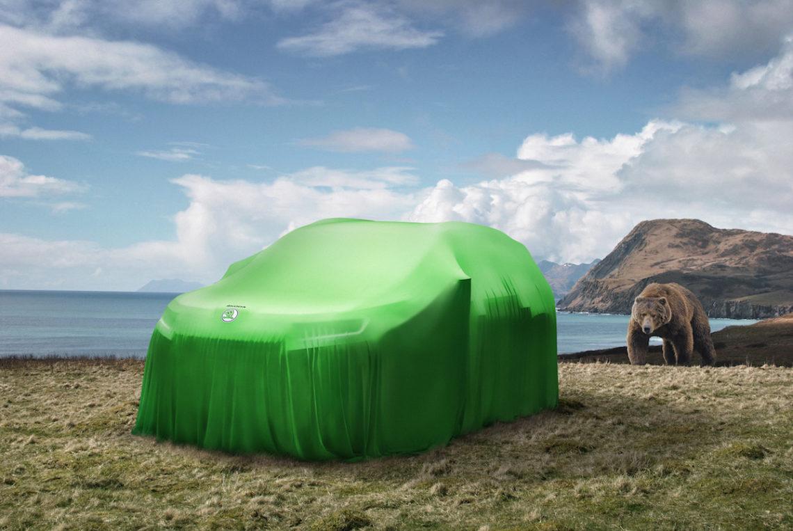 Kodiaq heisst das neue Skoda SUV