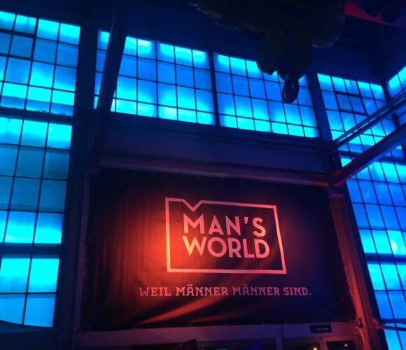 Man's World 2016 Zürich