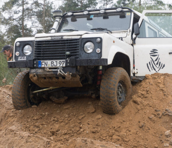 Bodensee-Overlander, 4×4-Offroad-Training