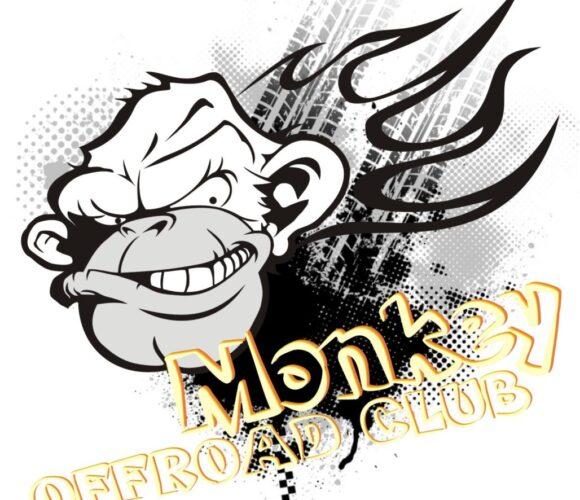 Monkey Offroad Club Logo