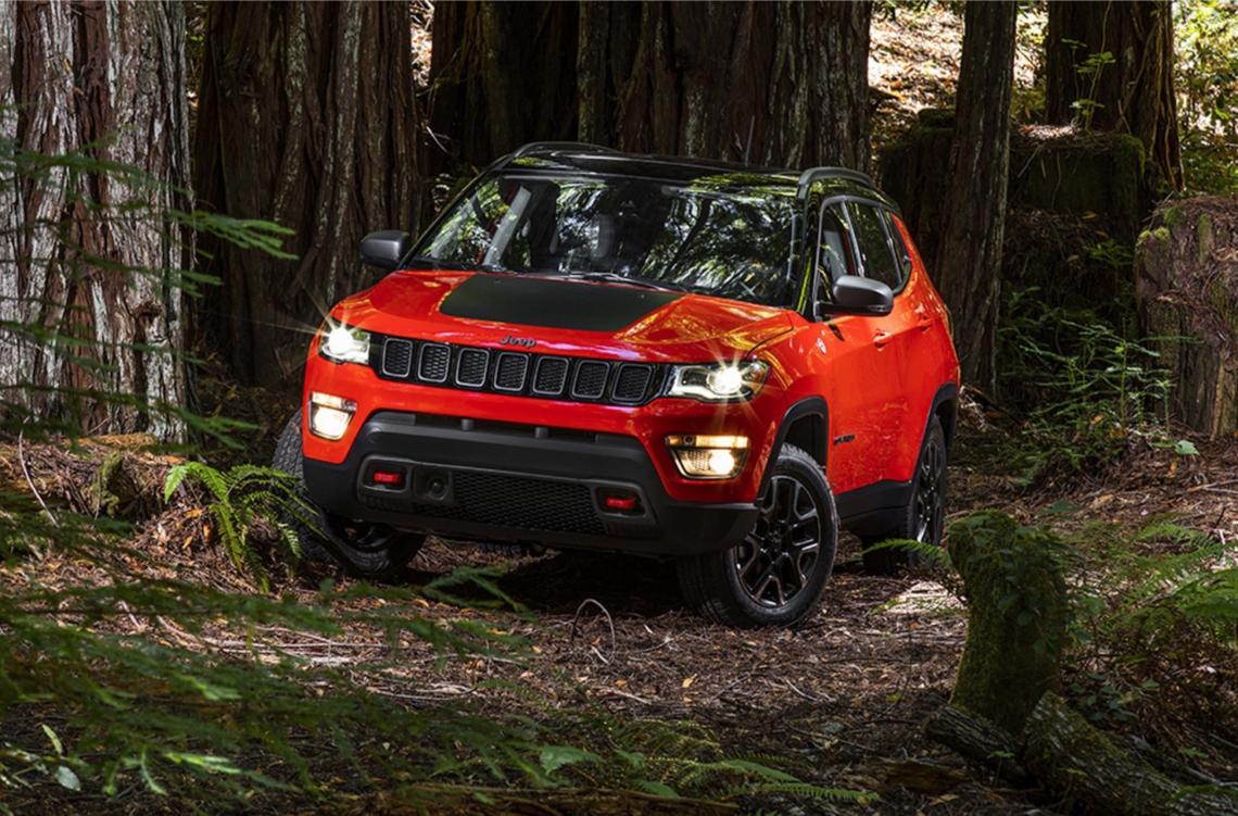 Der neue Jeep Compass 2017