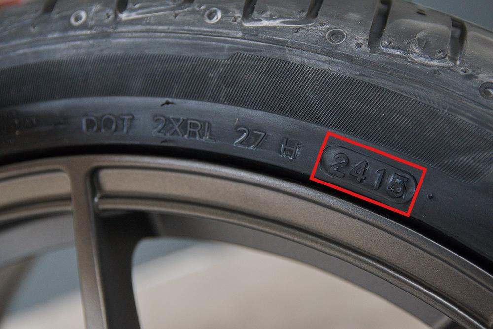 Wie alt ist mein Reifen und was bedeutet die DOT-Kennzeichnung?