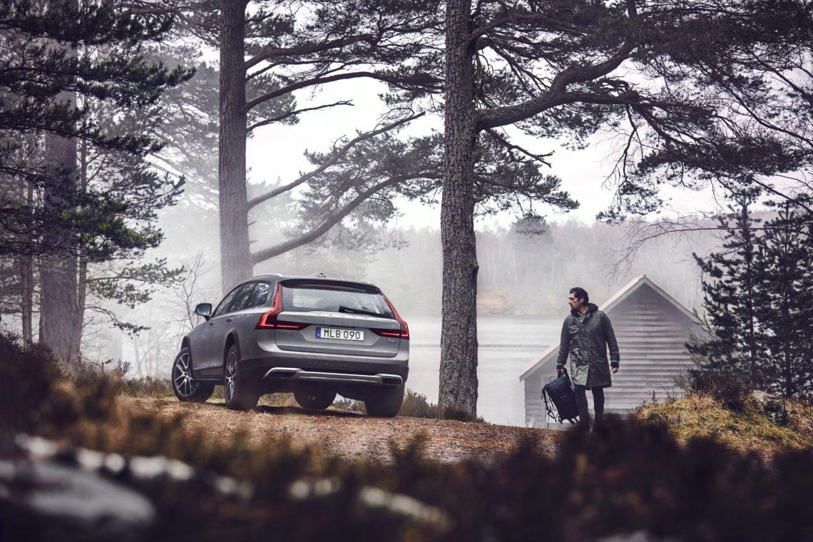 Weltpremiere des neuen Volvo V90 Cross Country