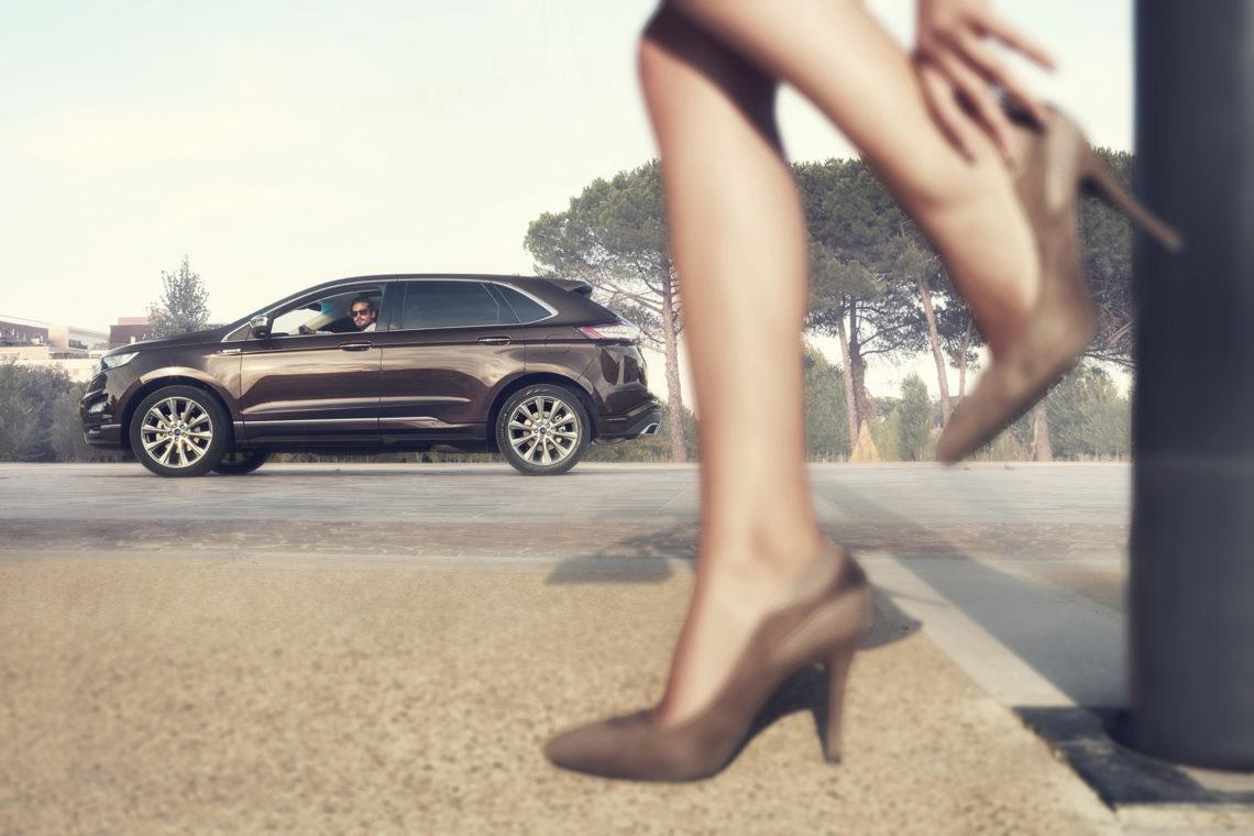 Das Luxuskonzept Vignale von Ford kommt auch für kleinere Baureihen
