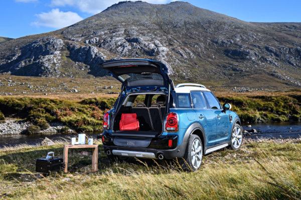 4x4Schweiz-News: Mini Cooper S Countryman ALL4 Pick-nick