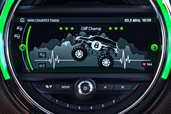 4x4Schweiz-News: Mini Cooper S Countryman ALL4 Display