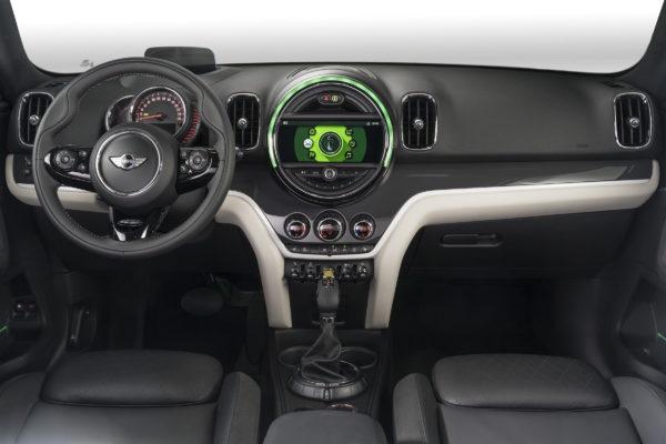 4x4Schweiz-News: Mini Cooper S Countryman ALL4 Cockpit