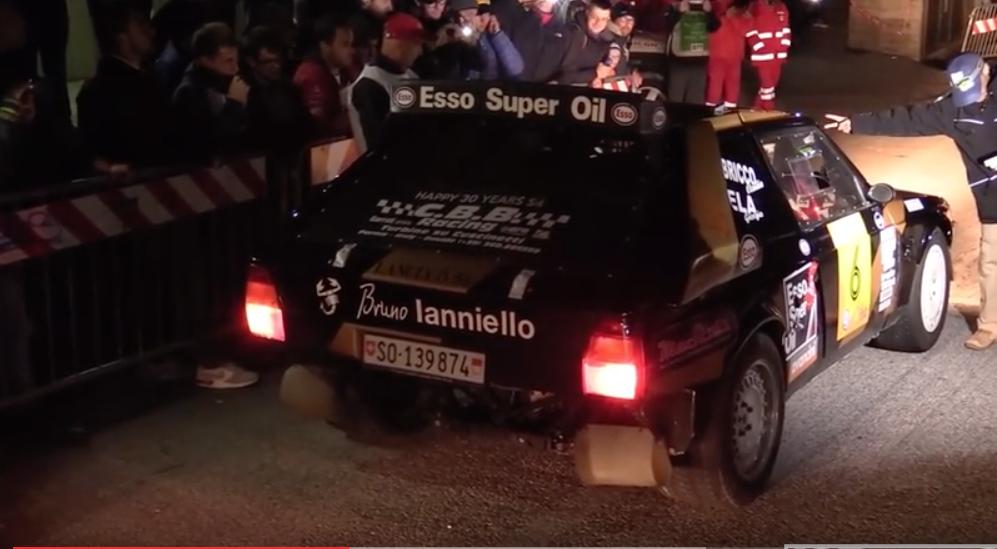 Rallye Legend San Marino 2016
