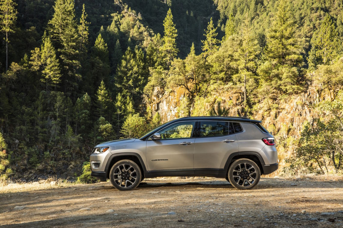 4x4Schweiz-News: der neue Jeep Compass Limited