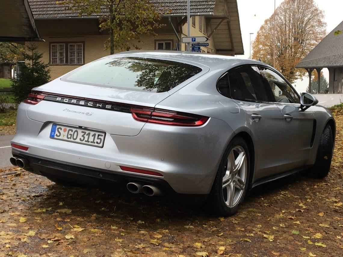 Der neue Porsche Panamera hat den ultimativen Test bestanden.