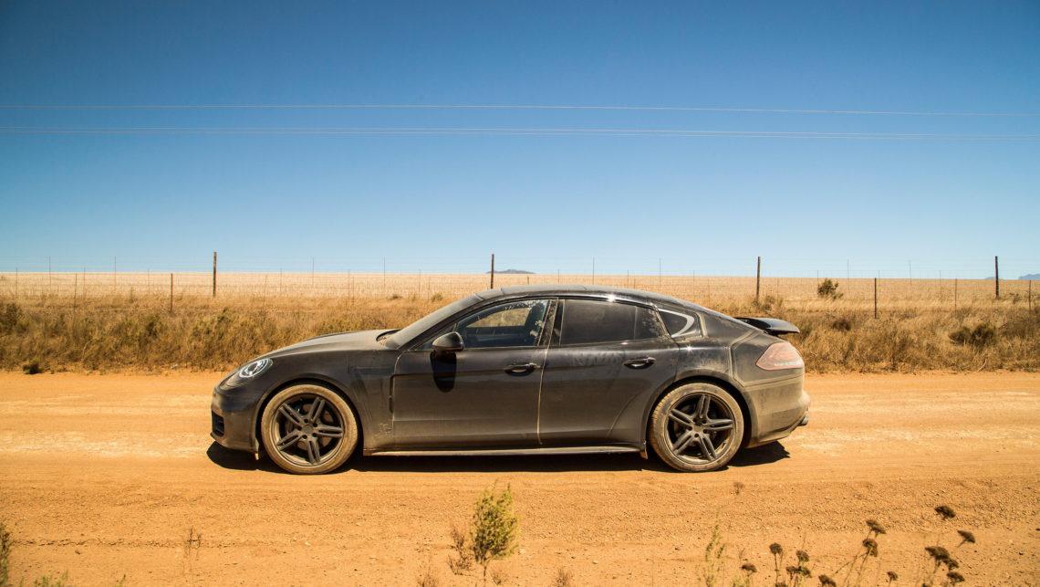 Porsche Panamera extrem: Qualtiät kommt von Qual.