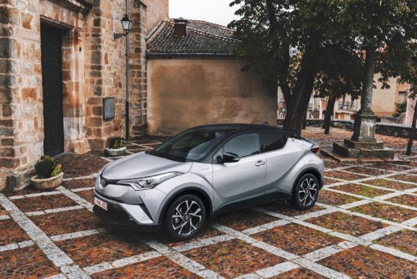 4x4Schweiz-News: der neue Toyota_C-HR 2017