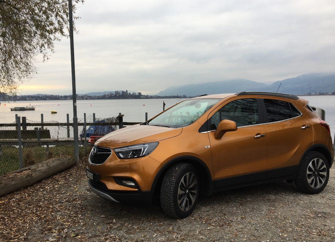 Neuer Opel Mokka X – alte Liebe rostet nicht.