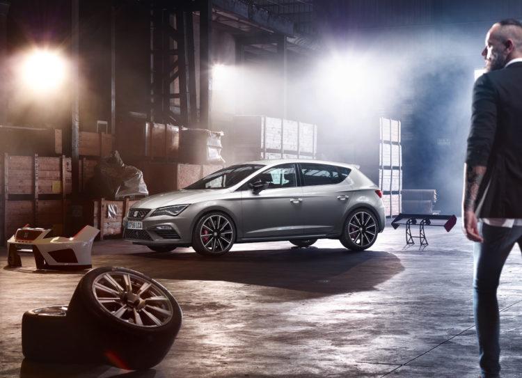 4x4Schweiz-News: der neue Seat Leon Cupra ST mit Allradantrieb