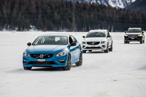 4x4Schweiz-Events: Volvo Winterfahrtraining 2017