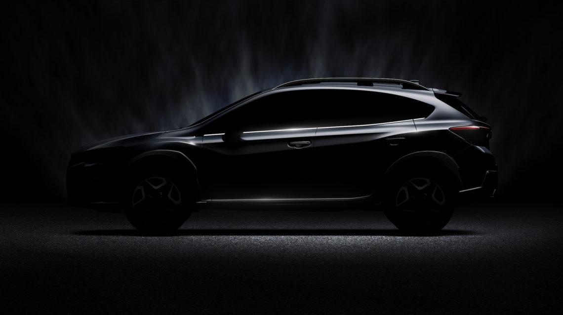 Weltpremiere in Genf: der neue Subaru XV