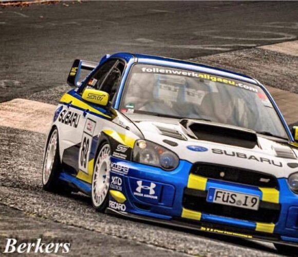 Subaru Impreza @ Jannos Kolumne