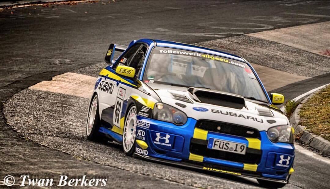 Jannos Kolumne: Subaru Impreza WRX STI