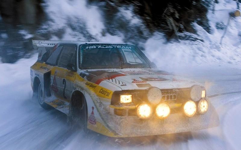 Audi Sport quattro S1 für Vintage-Fans