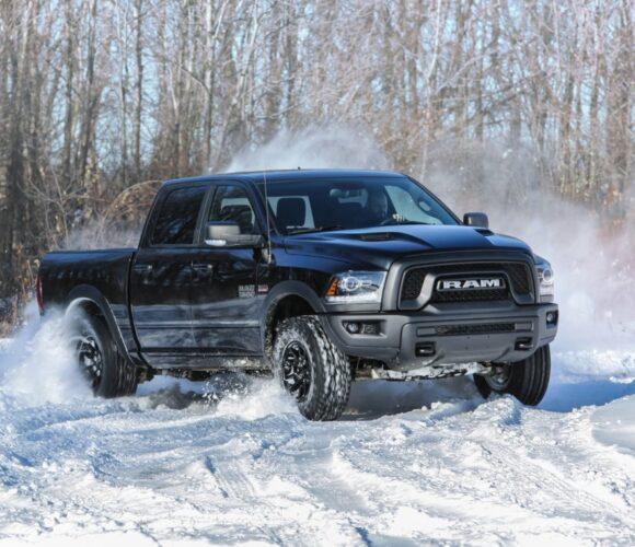 Dodge RAM Pick-up 2017