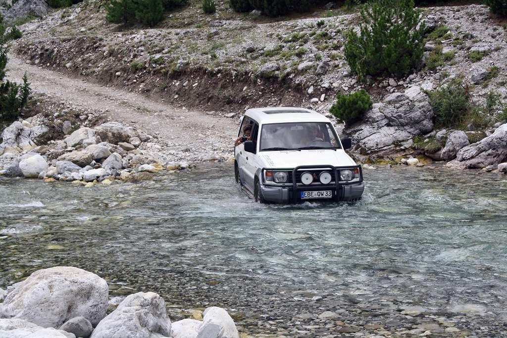 Albanien, Teil 1