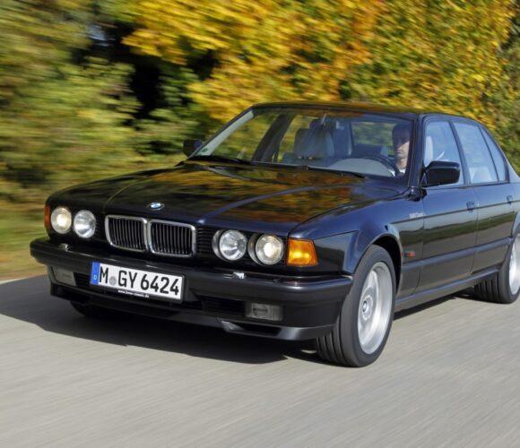 BMW 750iL Generation E32