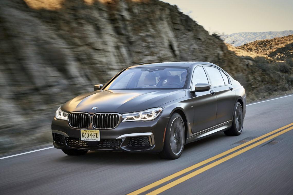Fahrbericht: BMW M760Li xDrive