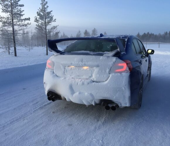 Subaru Snow Drive 2017 _0462