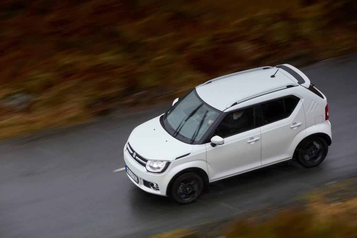 Suzuki Ignis 4×4