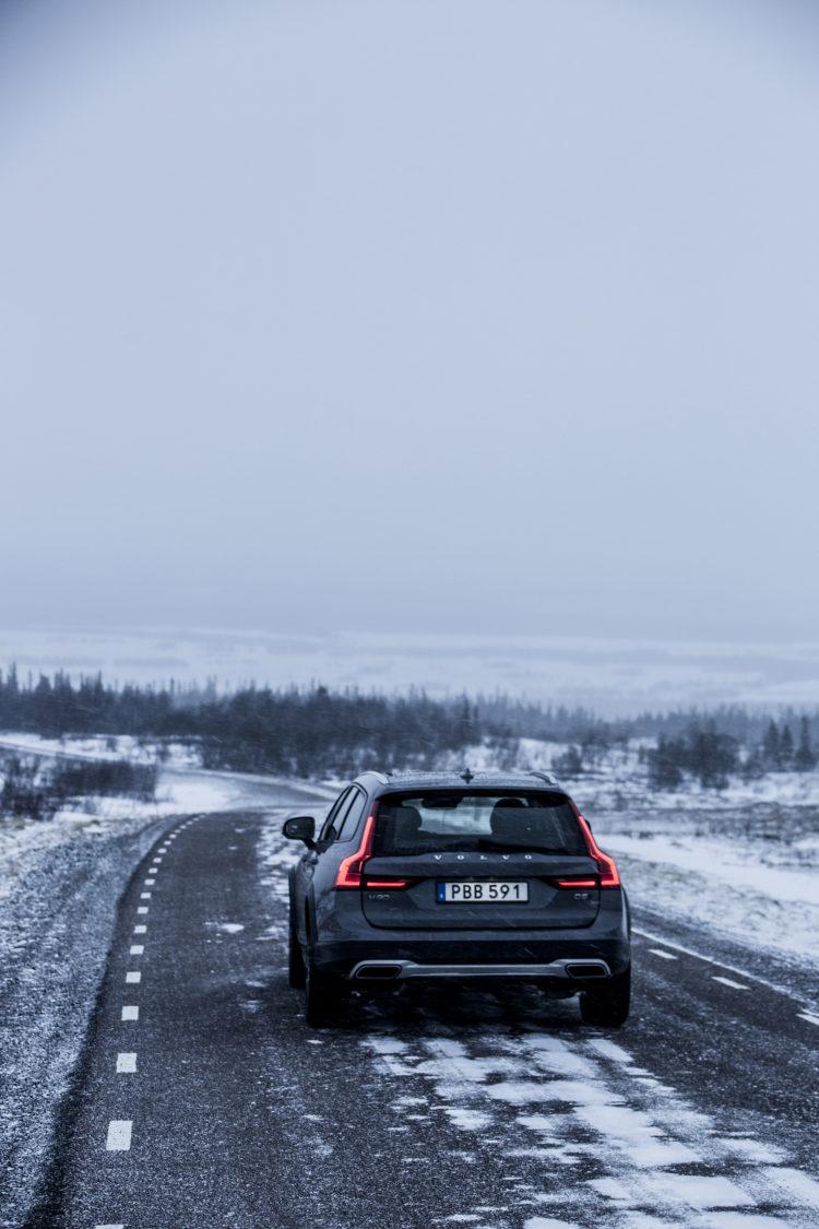 Volvo-v90-CC Schweden