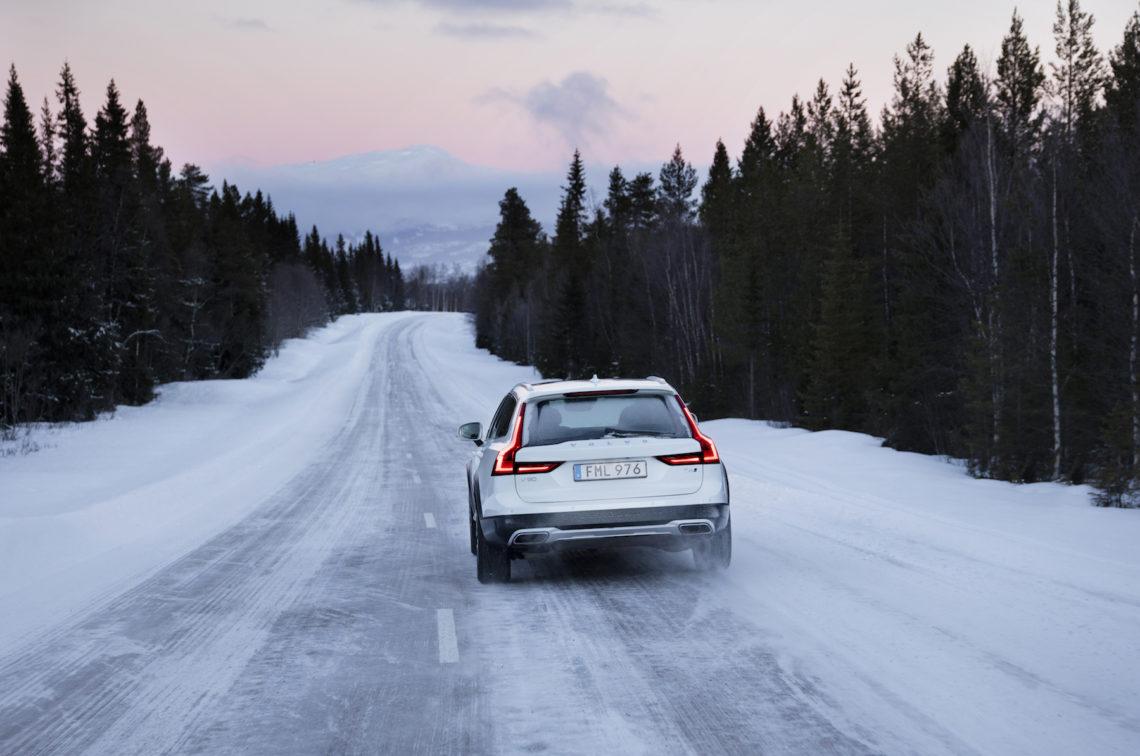 Fahrbericht: Volvo V90 Cross Country