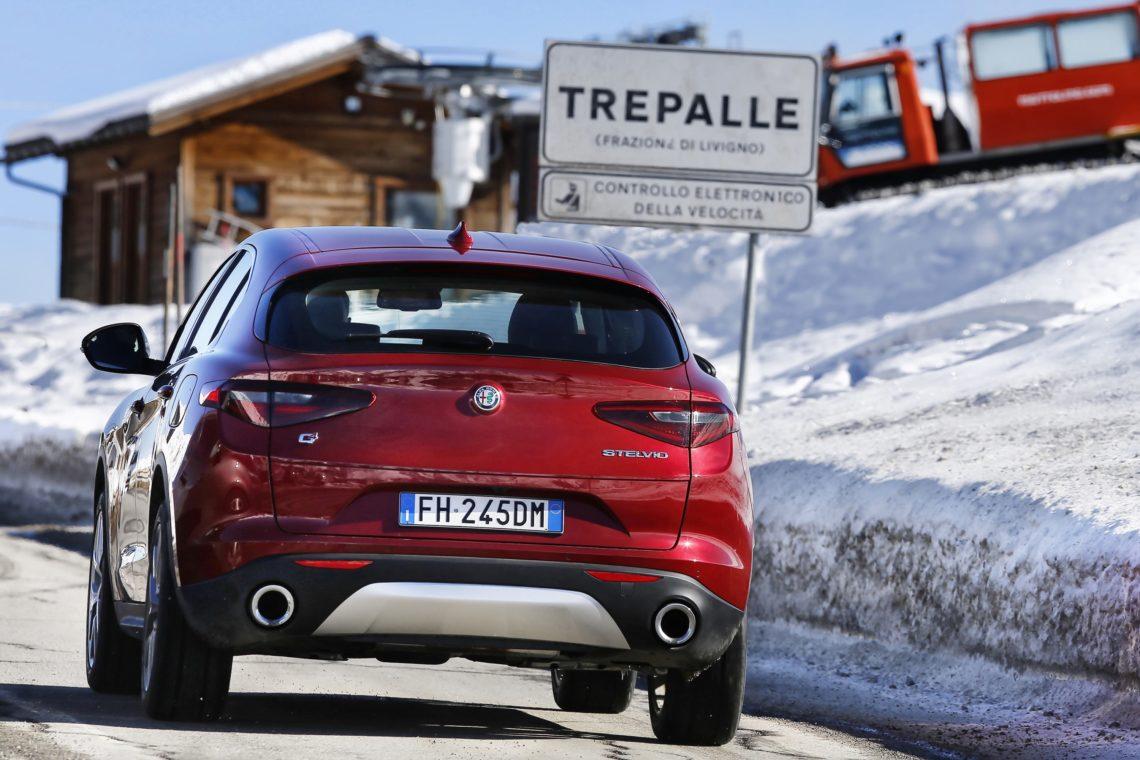 Fahrbericht: Alfa Romeo Stelvio