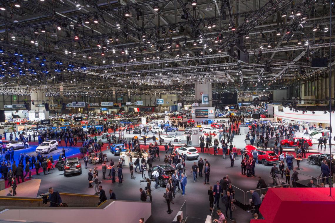 Die wichtigsten Allrad-Neuheiten auf dem Genfer Automobilsalon 2017