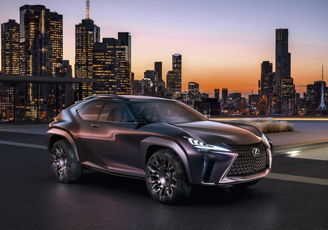 Lexus im Aufschwung